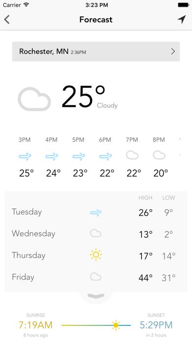 Local Weather Radar & Forecastのおすすめ画像2