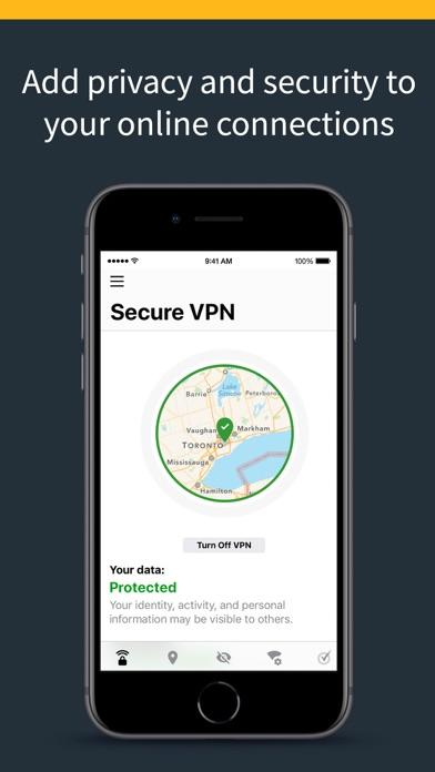Image of Norton Secure VPN - WiFi Proxy