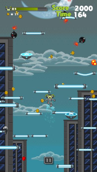 Jumper Starman Screenshot