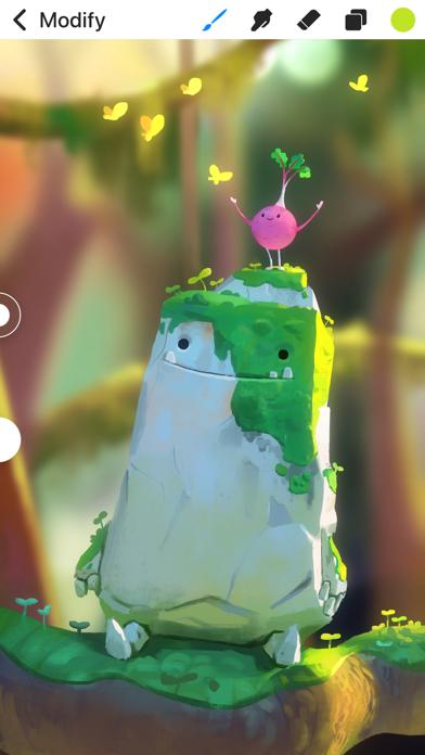 Screenshot for Procreate Pocket in Australia App Store