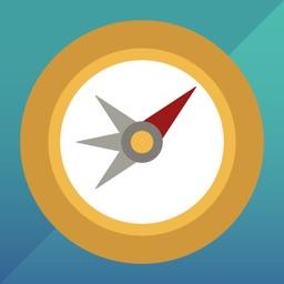 The Emoji Compass