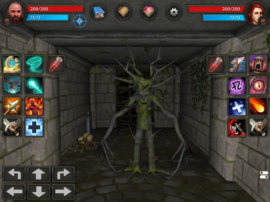 Moonshades dungeon crawler RPGのおすすめ画像6