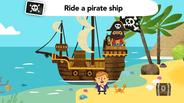 Fiete World - game for kids 4+ screenshot-4