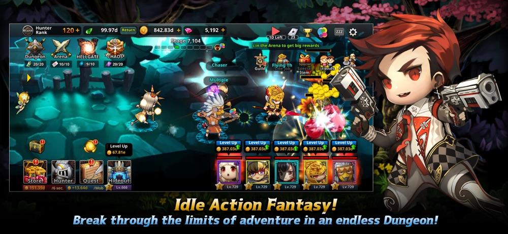 Dungeon Breaker! Heroes Cheat Codes