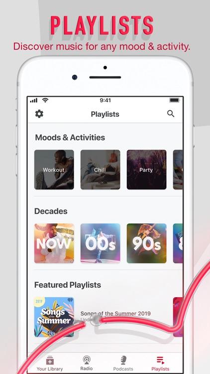 iHeartRadio - Radio & Podcasts screenshot-4