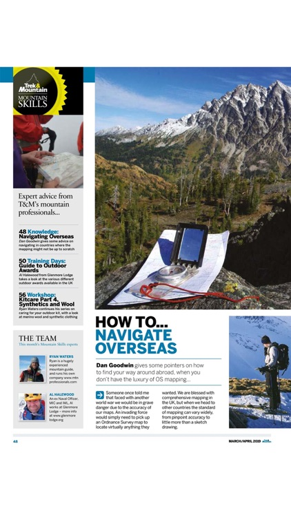 Trek & Mountain Magazine screenshot-4