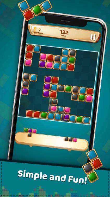 Brick Blocks -The board puzzle