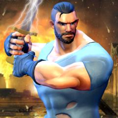 Ninja Street Fighting 3d Games