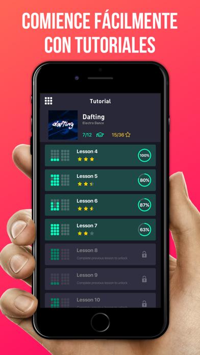 Screenshot for Beat Maker pro: caja de ritmos in Chile App Store