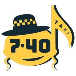 Такси «7-40»