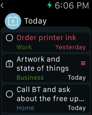 2Do - Todo List, Tasks & Notes Screenshot