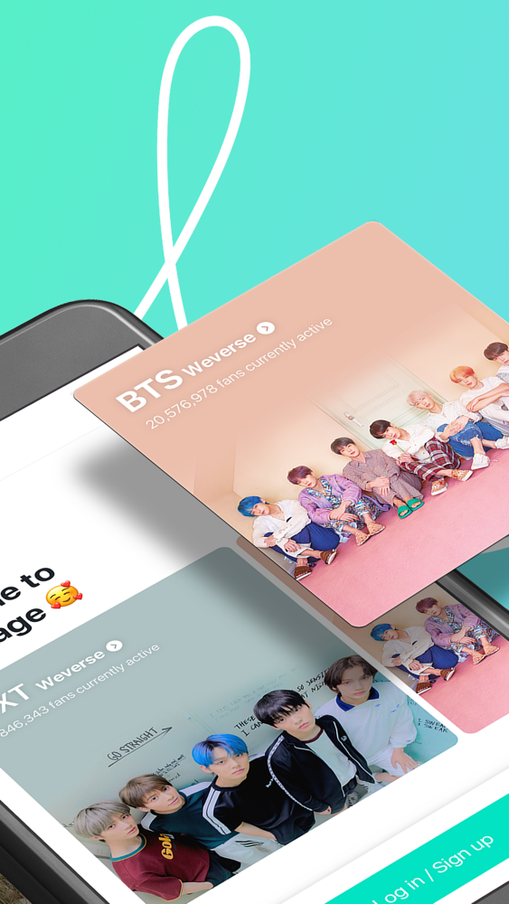Weverse App for iPhone - Free Download Weverse for iPad ...