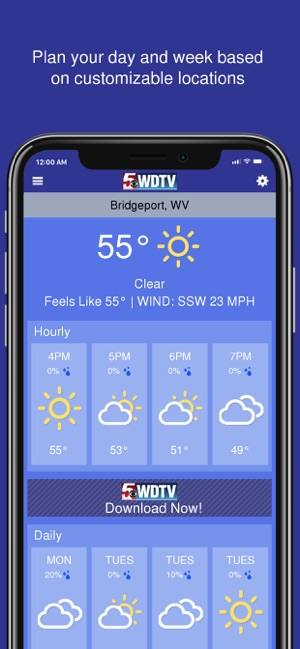 WDTV 5 News on the App Store