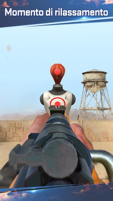 Screenshot of Mondo di tiro: cecchino5