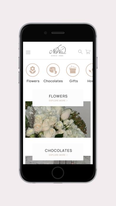 Nawal Flowers screenshot 1