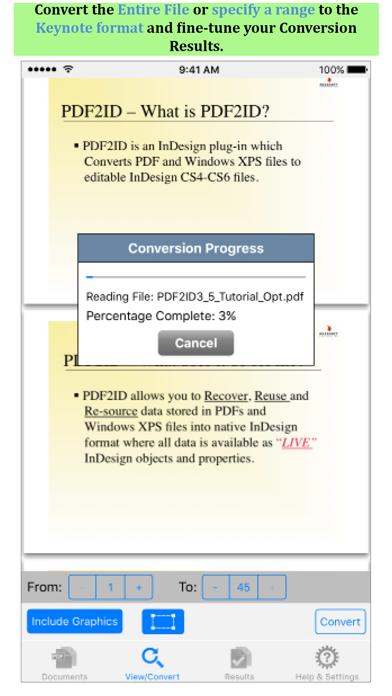 PDF to Keynote by PDF2Office | App Price Drops