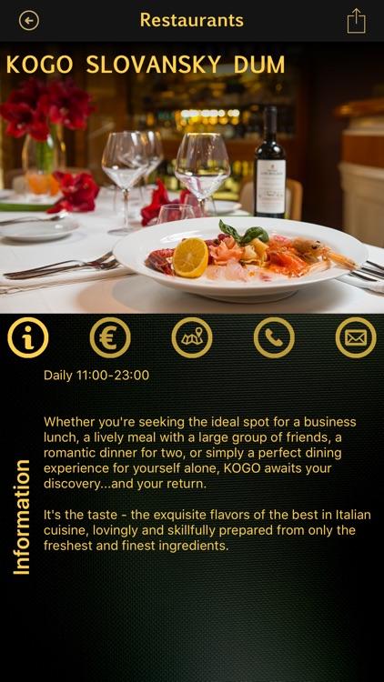 Enjoy Prague Restaurants &Bars screenshot-6