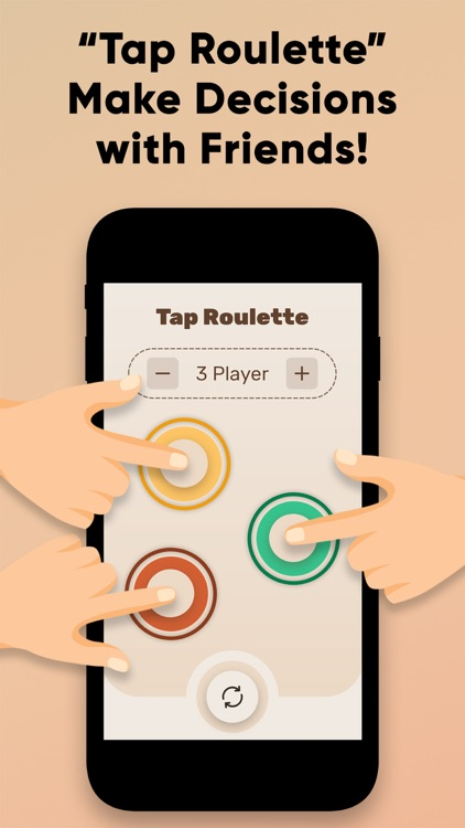 Never Have I Ever Tap Roulette