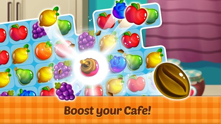 Fancy Cafe - Restaurant Decor screenshot-4