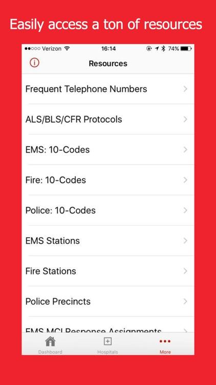 Mobile MDT - NYFD screenshot-4