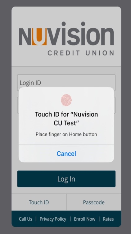 Nuvision Credit Union Online screenshot-1