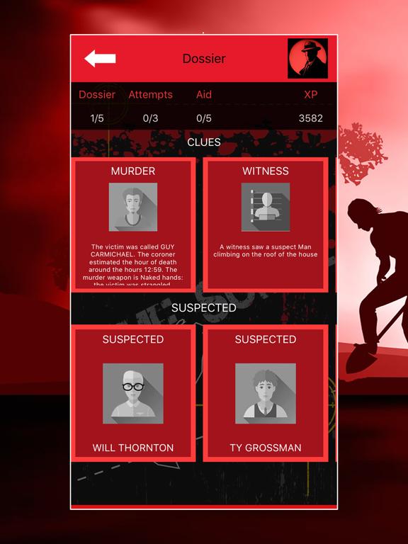 Crime Scene Detective CrimeBot screenshot 9