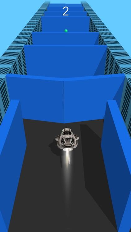 Drone Race 3D screenshot-3