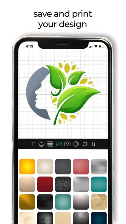 Logo Maker Design Editor screenshot-3