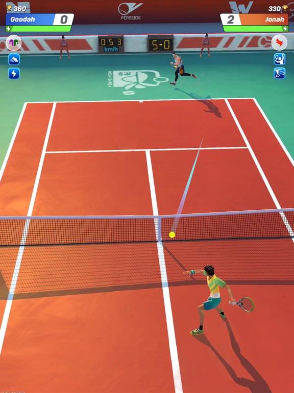 Tennis Clash:Game of Champions screenshot 7