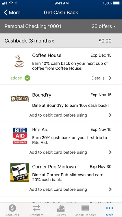 City FCU Mobile screenshot-6