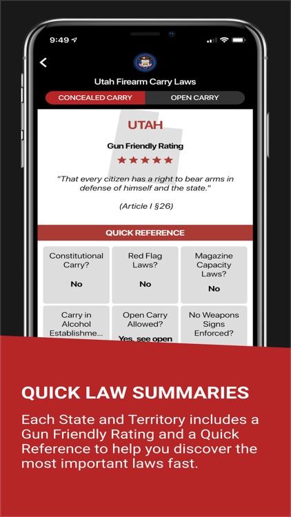 CCW & US Gun Laws - Legal Heat