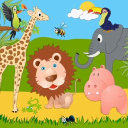 Animal World With Sound & Name
