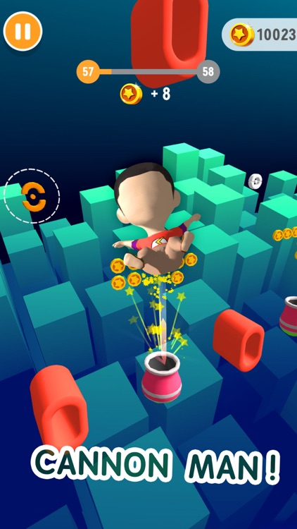 Swing Hero - Leap And Glide 3D screenshot-3