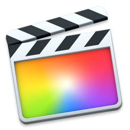 Ícone do app Final Cut Pro