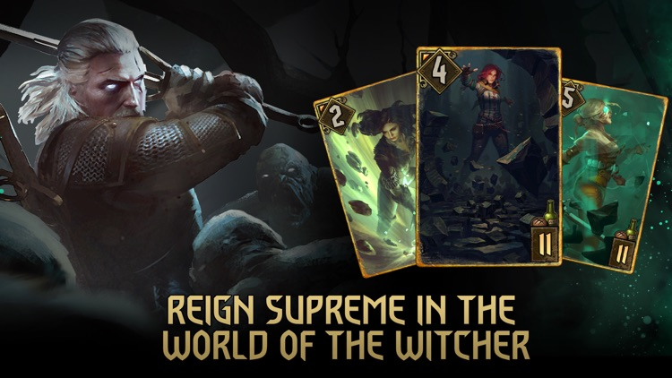 GWENT: The Witcher Card Game screenshot-5