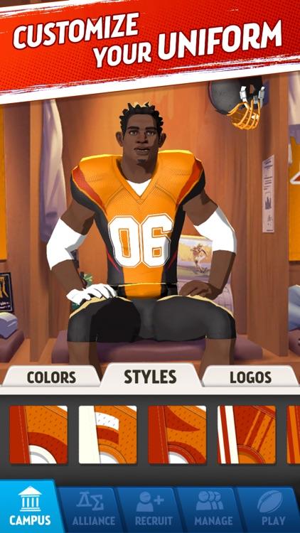 Rival Stars College Football screenshot-7
