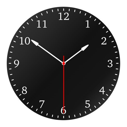 Циферблат - Аналоговые часы