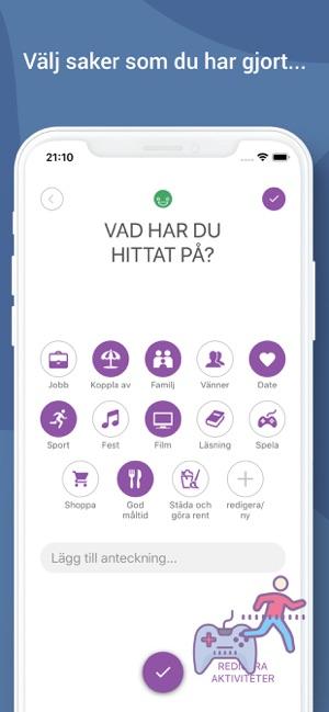 Dating dagbok app