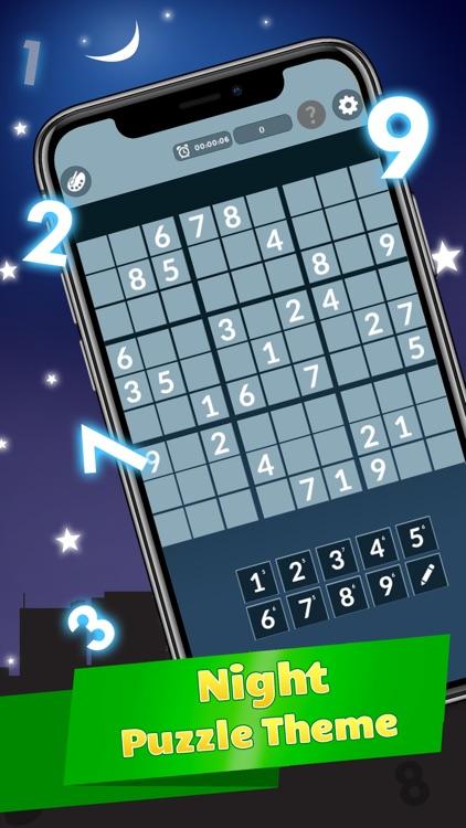 Sudoku Number Puzzle Sodoku screenshot-6