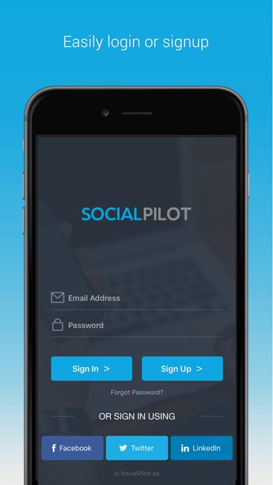 点击获取SocialPilot: Social Media Tool