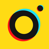 Amaze Camera-Glitch Face App