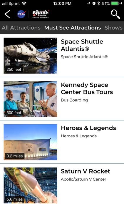 Kennedy Space Center Guide screenshot-4