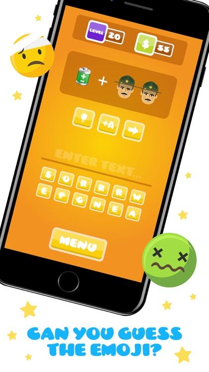 Guess The Emoji Challenge Quiz