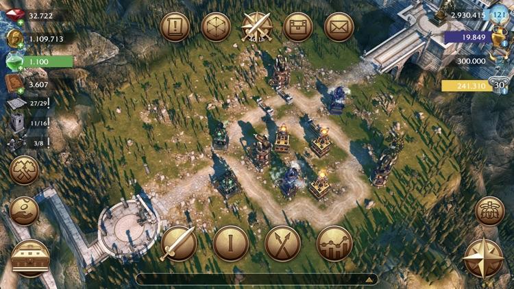 Olympus Rising: Hero Defense screenshot-3