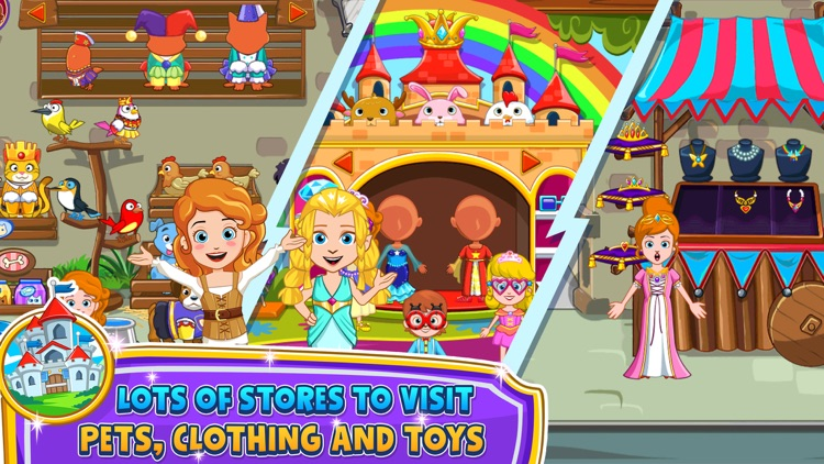 My Little Princess : Stores screenshot-3
