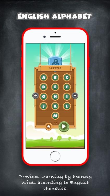 ABC Alphabet Card Quiz Game