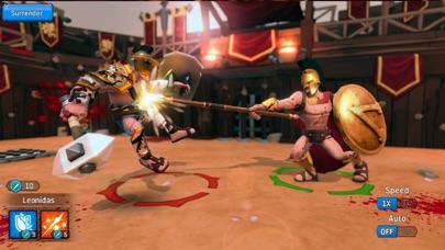 グラディエーターヒーローズ氏族の戦争 (Gladiator)のおすすめ画像4
