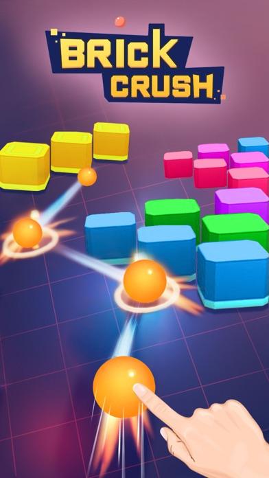 Brick Crush-Power Breaker screenshot 1