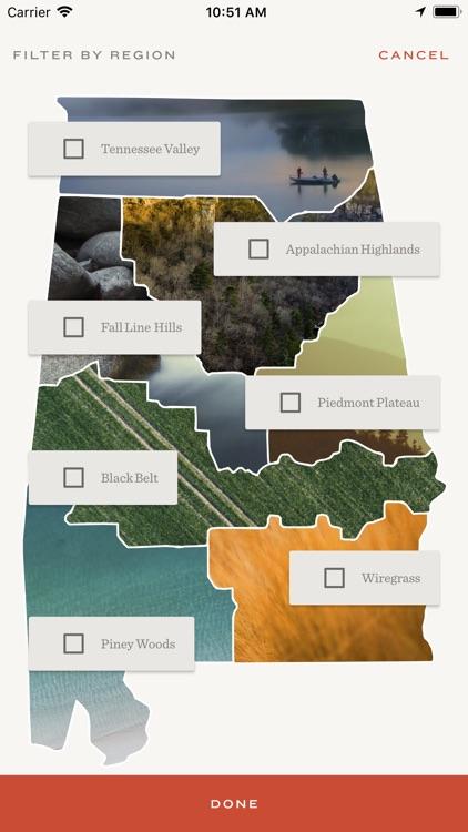 Alabama PastPort screenshot-4