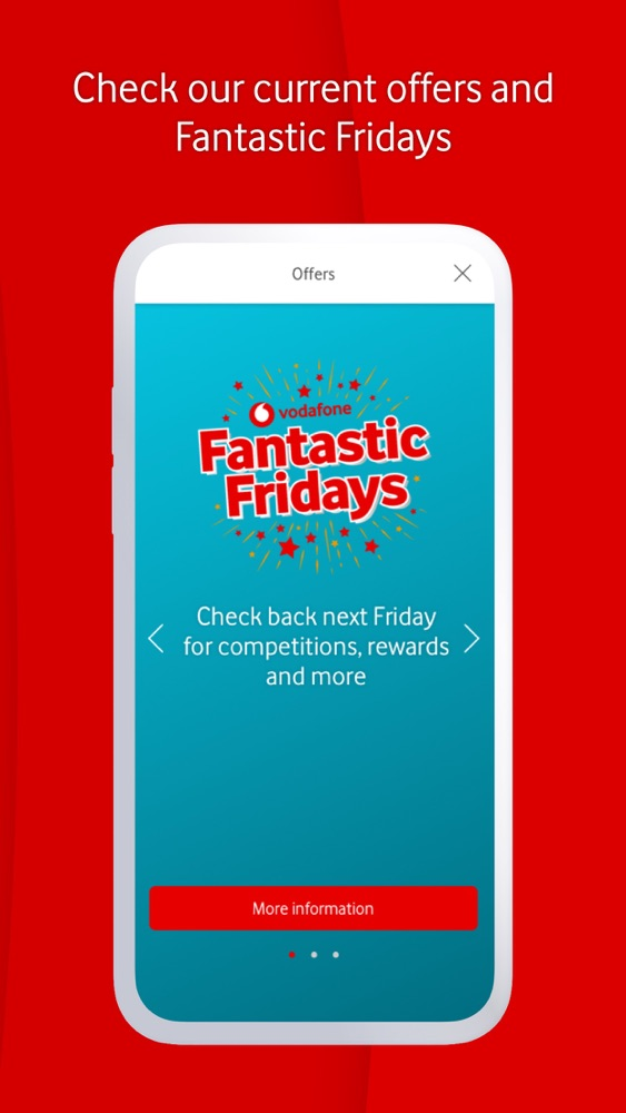 Vodafone Live App